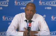 Doc Rivers speaks on injuries to Blake Griffin & Chris Paul