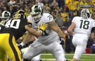 Fanatics View Draft Profile: Jack Conklin (OT – Michigan State)