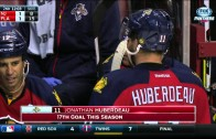 Florida Panthers fans warned about throwing rats on the ice