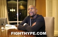 """Floyd Mayweather calls Adrien Broner's call out """"the biggest joke"""""""