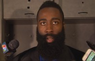 James Harden says the Rockets need to upgrade their roster