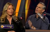 Jeanie Buss says she didn't know Byron Scott was getting fired