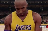 Kobe Bryant through the years in NBA 2K