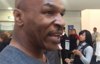 "Mike Tyson says Manny Pacquiao should be ""fucking barred"" from LA shopping center"