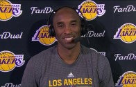 Shaq wanted 50 points from Kobe Bryant but Kobe gave him 60 instead