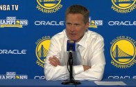 Steve Kerr never thought Bulls win record could be broken