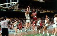 Throwback Thursday: Michael Jordan drops 63 points on the Boston Celtics in 1986 NBA Playoffs