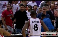 Fanatics View Words: Did LeBron James get a Raptors fan thrown out of Game 4?