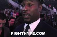Lennox Lewis reacts to Canelo Alavrez's KO of Amir Khan