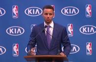 Stephen Curry full MVP acceptance speech