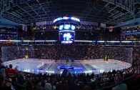 NHL to NBA in 3 minutes at the Air Canada Centre in Toronto