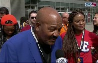 Jim Brown speaks on the importance of Cavs win to Cleveland