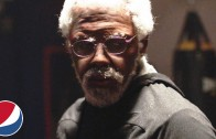 Kyrie Irving returns as Uncle Drew in Pepsi commercial