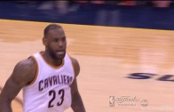 LeBron James Mic'd Up for Game 3 of the NBA Finals