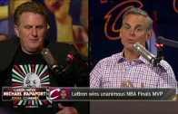 Michael Rapaport explains his dislike for LeBron James