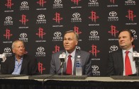 Mike D'Antoni introduced as head coach of the Houston Rockets (Full Press Conference)
