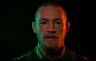 Conor McGregor & Jose Aldo hostile towards each other in TV interview