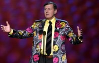 Craig Sager's emotional speech about his Cancer experiences at the ESPYS