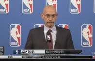 Adam Silver joins Kings Broadcast to discuss new Sacramento arena