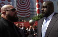 Big Show challenges Shaq to a match at WrestleMania