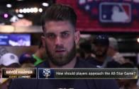 Bryce Harper Speaks on Making Baseball Fun Again