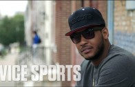 Carmelo Anthony Reflects on Police Brutality in Baltimore