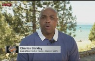 Charles Barkley says he would eat McDonald's instead of practicing