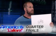Eagles long snapper Jon Dorenbos' magic continues to shine on America's Got Talent