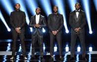 Carmelo Anthony, Chris Paul, Dwyane Wade, & LeBron James speak on U.S. Violence at ESPYS