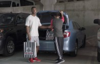 James Harden's inner voice is Colin Farrell in latest Foot Locker ad