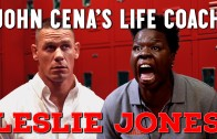 John Cena hires Leslie Jones as his life coach