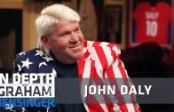 John Daly throws club into Lake Michigan
