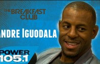 Andre Iguodala discusses Kevin Durant joining the Golden State Warriors