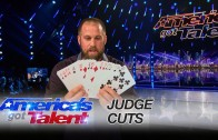 Philadelphia Eagles' Jon Dorenbos shines again on America's Got Talent