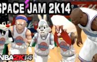 """Space Jam"" movie gets the NBA 2K Treatment"