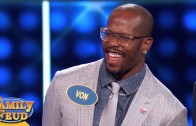 Von Miller drives sexy on Family Feud