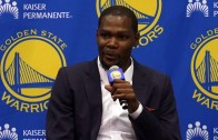 Warriors introduce Kevin Durant (Full Press Conference)