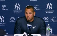 Alex Rodriguez discusses ending his playing career