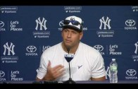 Alex Rodriguez summarizes his career thoughts before his final game