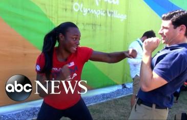 Claressa Shields talks over coming rape & Flint to achieve Gold Medals