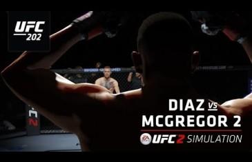EA Sports simulation predicts Conor McGregor win by decision