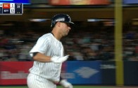Gary Sanchez becomes quickest Yankee ever to 10 home runs