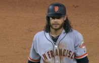 Giants shortstop Brandon Crawford records 7 hits vs. Marlins