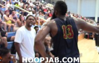 James Harden gets hilariously heckled for flopping in the Drew League