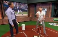 Josh Donaldson breaks down his swing with MLB Network