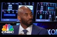 Kobe Bryant speaks on his $100M Capital Investment Fund
