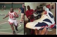 Michael Jordan calls & sends box of gear to autistic fan who dressed as MJ