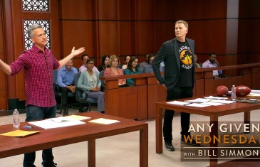 The Deflategate Trial – Simmons v. Rapaport with Judge Joe Brown