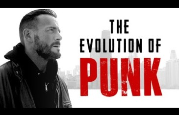 The Evolution of CM Punk from WWE to UFC