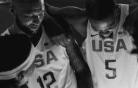 USA Basketball unites in Nike ad